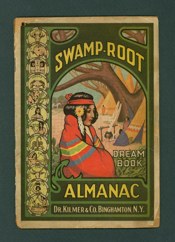 "<a href=""/items/browse?advanced%5B0%5D%5Belement_id%5D=50&advanced%5B0%5D%5Btype%5D=is+exactly&advanced%5B0%5D%5Bterms%5D=Swamp+Root+Almanac"">Swamp Root Almanac</a>"