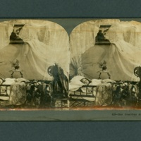 Guardian Angel Stereoscope Card