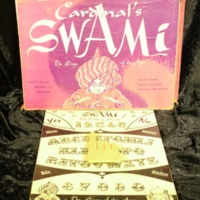 Cardinal's Swami board