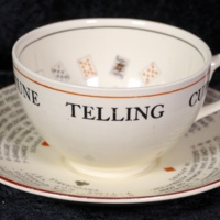 Gypsy Theresa's Fortune Telling Cup