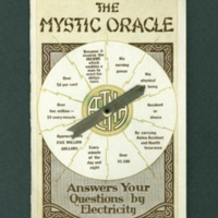 Mystic Oracle device