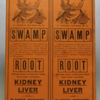 Dr. Kilmer's Swamp Root Kidney Remedy box