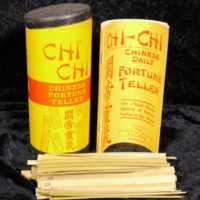 Chi Chi Fortune Telling Sticks