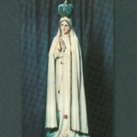 Fatima prayer card