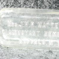 Clairvoyant Remedies bottle